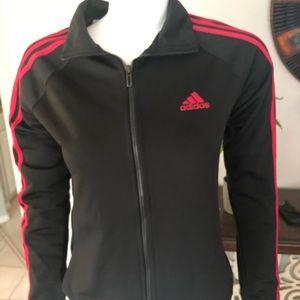 Adidas ladies jacket size S
